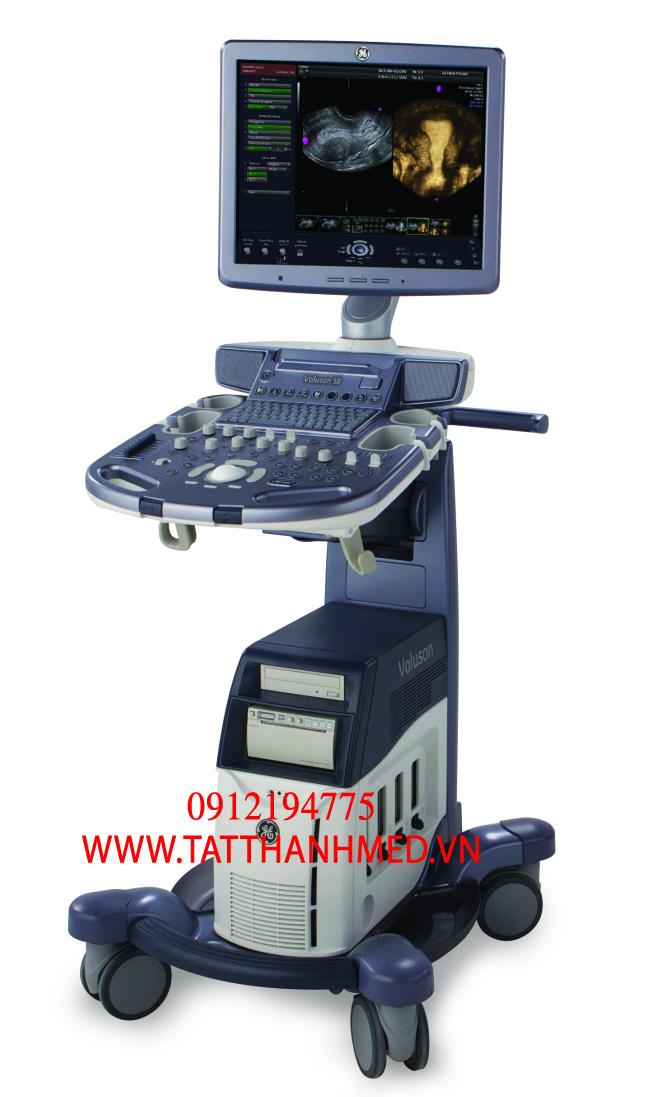 Máy siêu âm 4D Voluson S8 hãng GE Healthcare