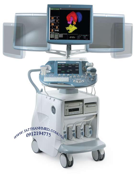 Máy siêu âm 4D Voluson E8 hãng GE Healthcare