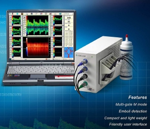 Máy đo lưu huyết não CBS- USB Module