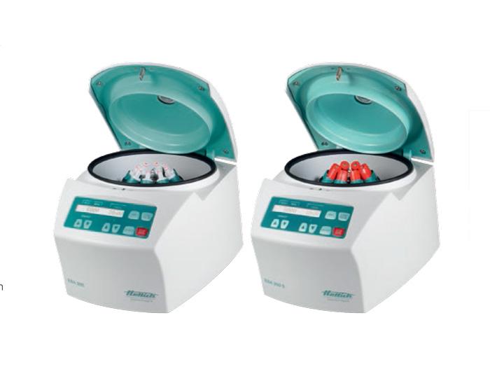 Máy ly tâm mẫu lạnh EBA 200 S
