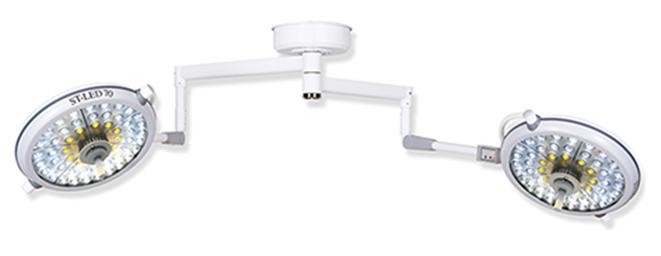 Đèn mổ LED  treo trần 2 nhánh ST-LED 70D