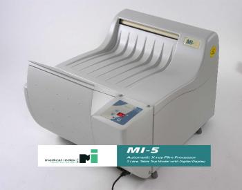 Máy rửa phim X quang MI-5 Medical Index