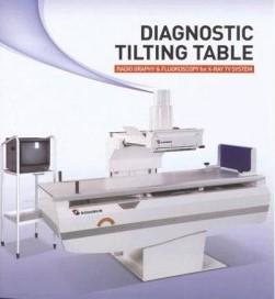 Máy X quang tăng sáng truyền hình DM-RFT-5
