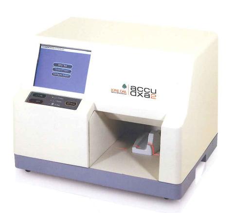 Máy đo loãng xương  ACCUDXA2