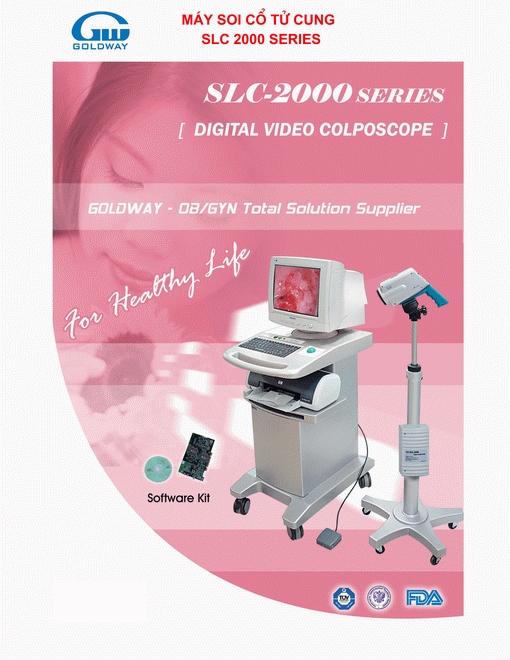 Máy nội soi cổ tử cung SLC-2000