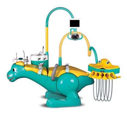 Ghế răng trẻ em A8000-IIA (Khủng long)