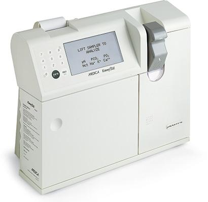 Máy xét nghiệm khí máu Easy Stat