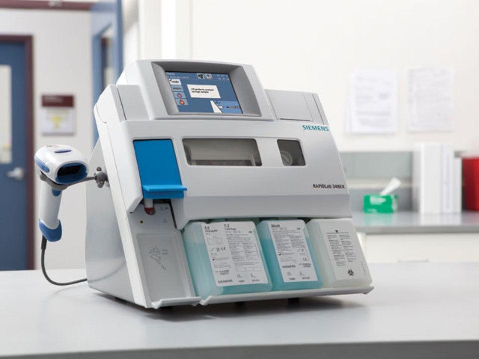 Máy xét nghiệm khí máu Rapidpoint 248-348