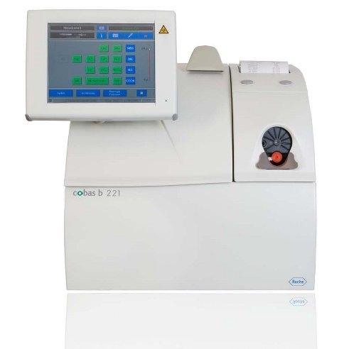 Máy xét nghiệm khí máu & điện giải Roche Cobas b 221