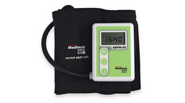 Máy đo Holter huyết áp 24h ABPM-05